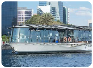 Luxurious Glass Cruise dubai, glass cruise tour dubai, glass cruise trip