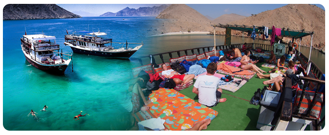 Musandam Dibba Oman Tour, Musandam fishing tour, Musandam adventure trip, Musandam Dibba Tour package