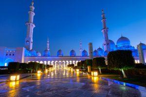 4hr evening abou dhabi tour from dubai