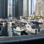 Abu Dhabi_City_group tour from Dubai_with_marina_Beach