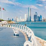visit_capital_of_UAE_Abu Dhabi Corniche_from_Dubai